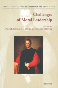 Challenges of Moral Leadership (publications)