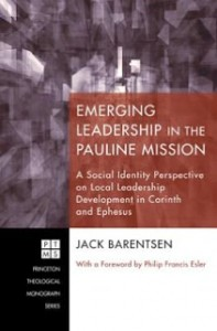 merging Leadership in the Pauline Mission (publications)