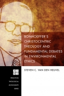 Bonhoeffer's Christocentric Theology (publications)